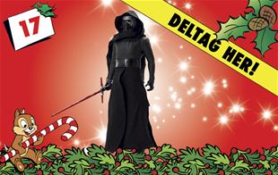 17. december • Vind Star Wars-figur