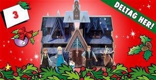 3. december • VIND Frost-slot med fem figurer