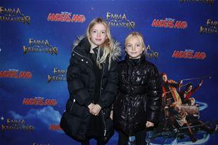 Var du til premiere på Emma & Julemanden?