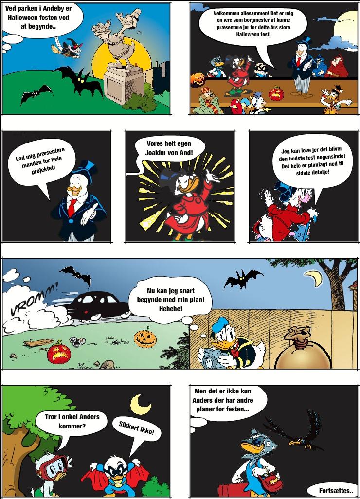 En ægte Halloween - Del 2