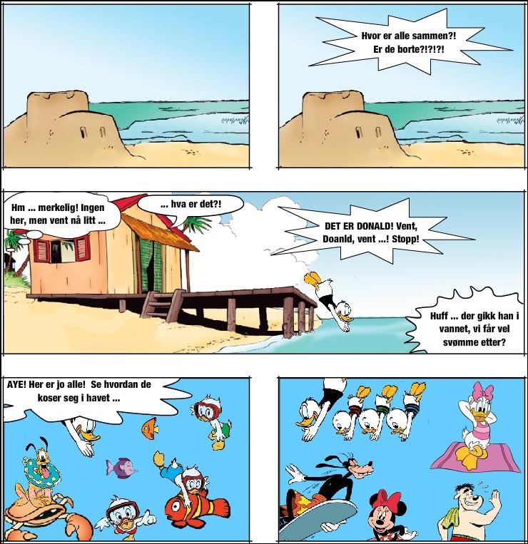 Havets regler! xD