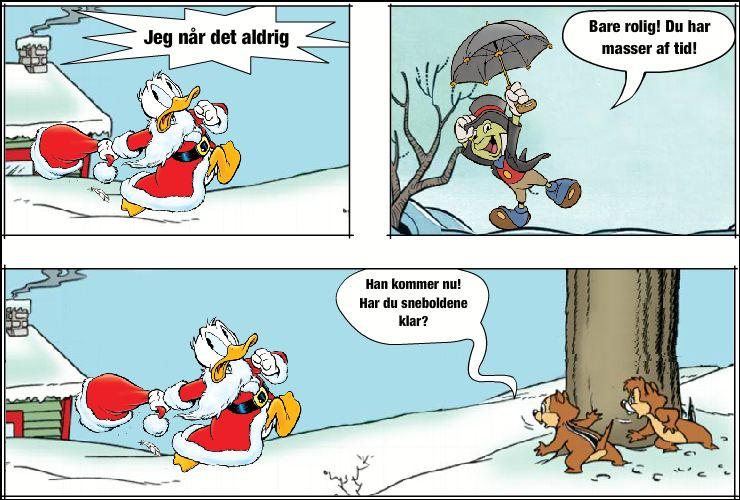 Juletravl