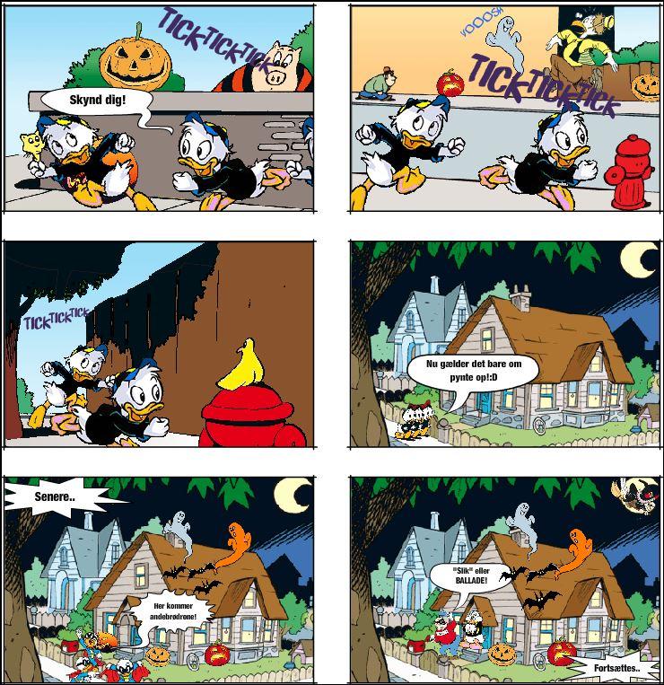 Halloween mysteriet del 1