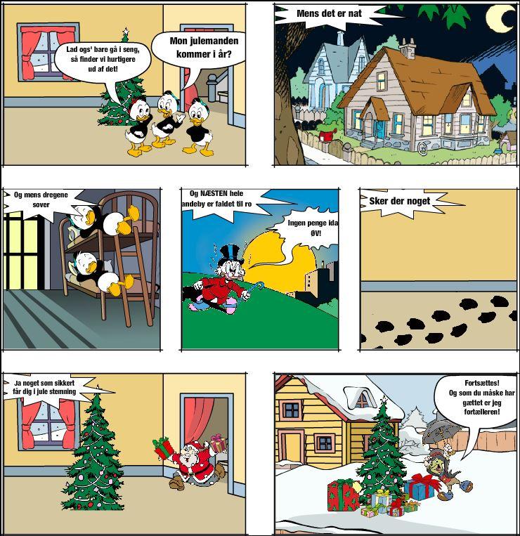 Jul i andeby 1 af 6