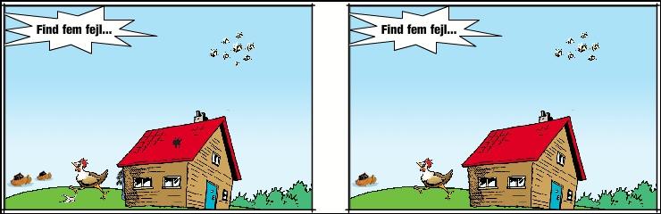Find fem fejl...