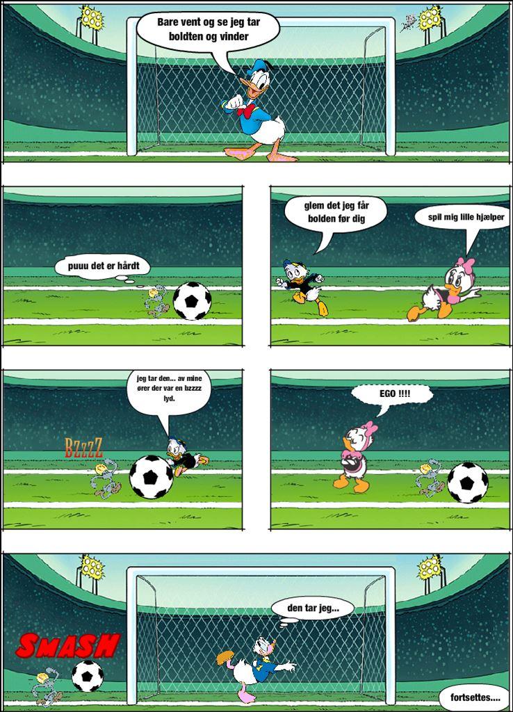finurlig fodbold del.1