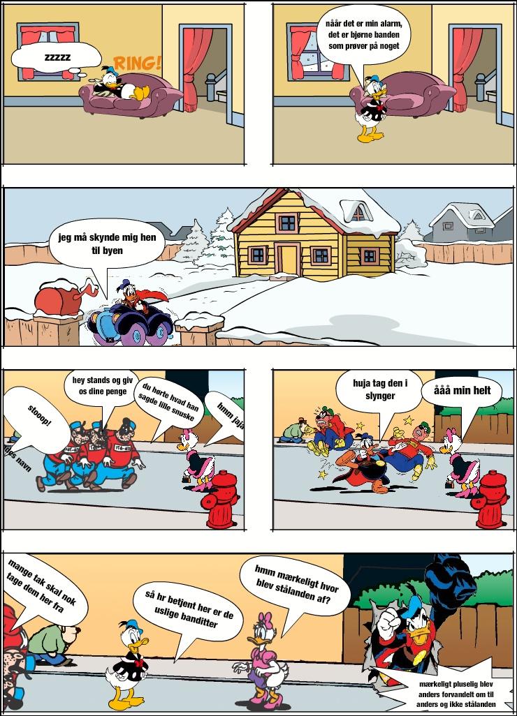 Stålanden vs Bjørne banden