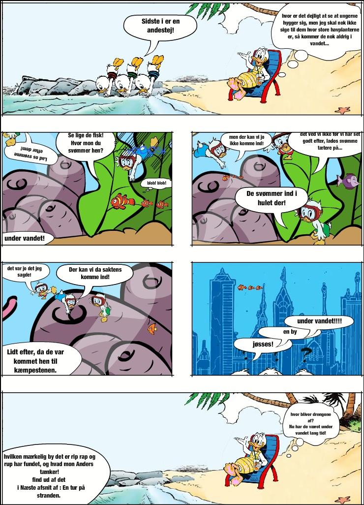 Tur til stranden 1