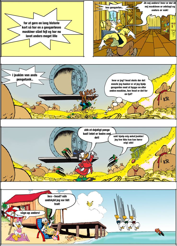 en drøm (min første comic)