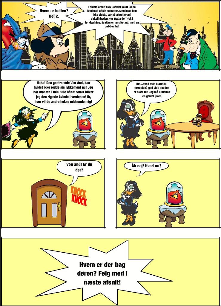 Hvem er helten? Del 2.