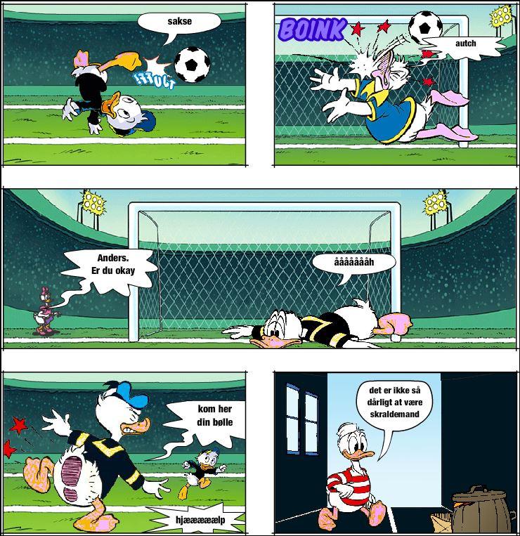 fodbolden