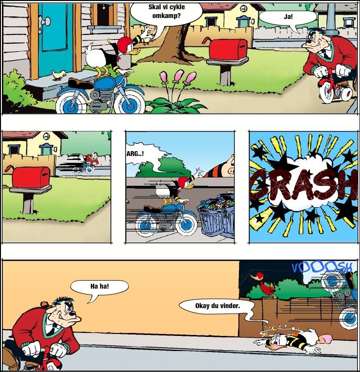 Cykel-uheld
