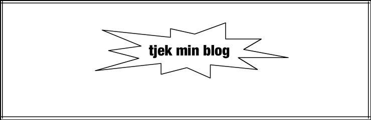 tjek min blog