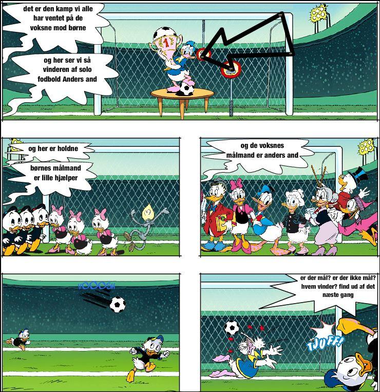 den store fodbold kamp del 1