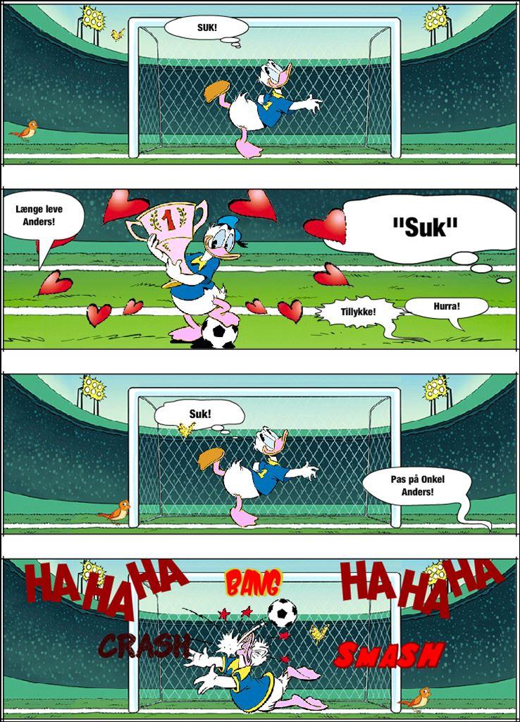 Verdens bedste målmand!