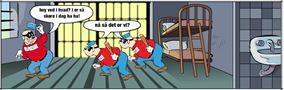 hvad der sker i fængselet hos bjørnebanden