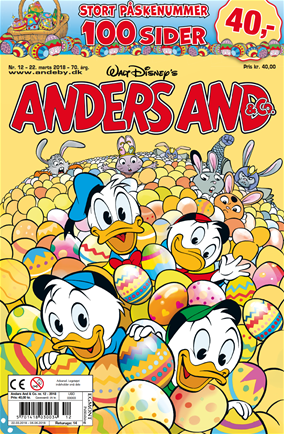 Anders And & Co. 12+13/2018