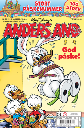 Anders And & Co. 14+15/2020