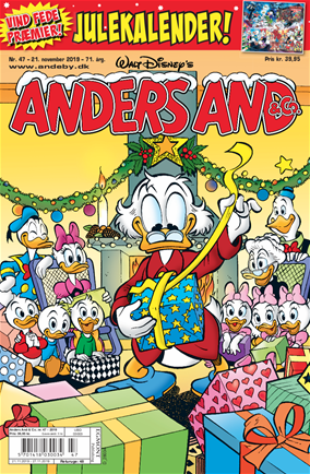 Anders And & Co. 47/2019