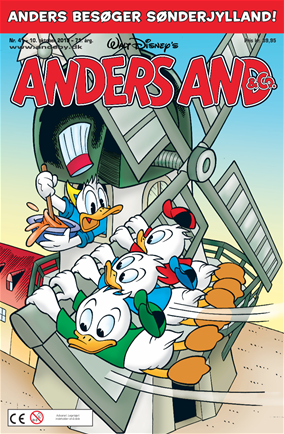Anders And & Co. 41/2019