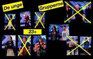 Hvem tror du vinder X Factor?