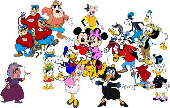 Hvem er din yndlingsfigur?